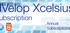 dVelop Xcelsius - Subscription