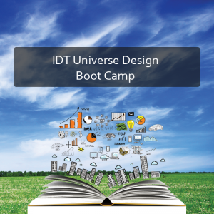 IDT Universe Design Boot Camp Product Image